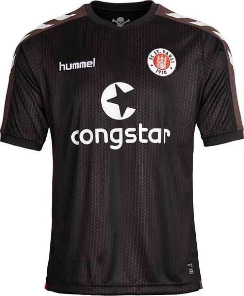 new product db8cc f88dd Hummel St. Pauli 2015/16 Football Jerseys