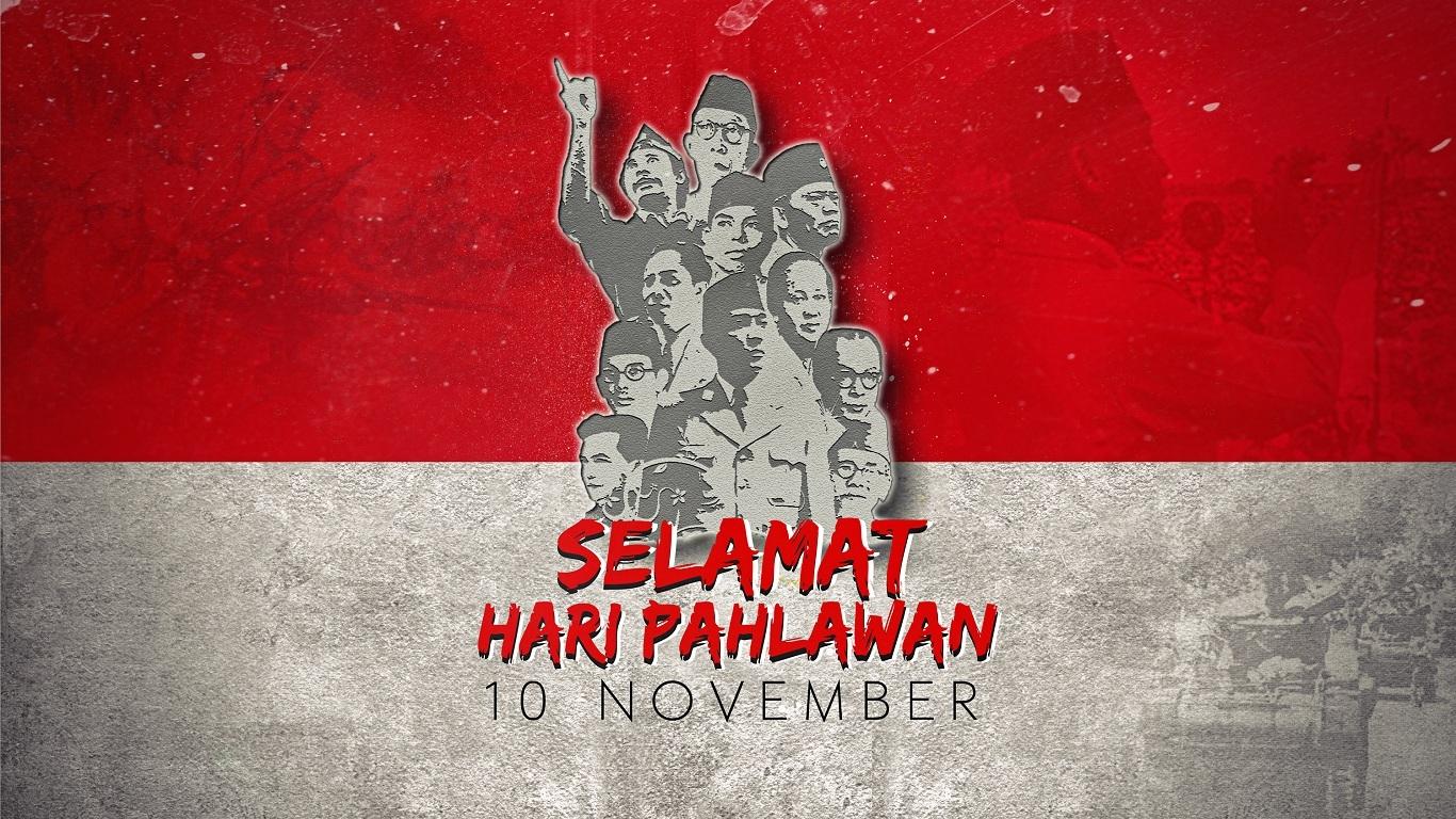 Kumpulan Kata-kata Mutiara Selamat Hari Pahlawan 10 November - Www
