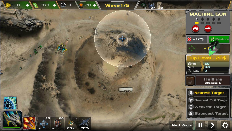 Defense Legend 3 - Future-War - v2.2.5 - Mod Money - [No CH Play]