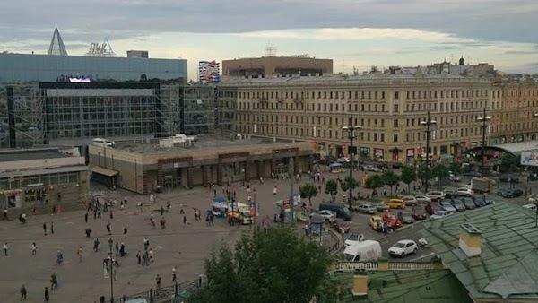 Dos explosiones en dos metros de San Petersburgo