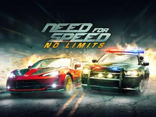 Need for Speed No Limits Mod Apk v2.5.6 Full Unlocked Terbaru
