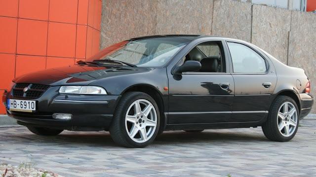 Chrysler Cirrus / Крайслер Сиррус обзор лучших автомобилей