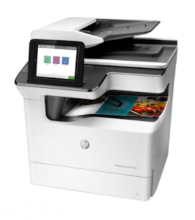 HP PageWide MFP 780dn Printer