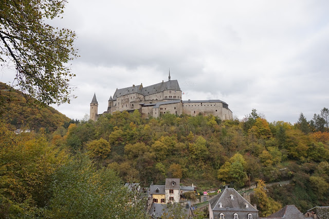 How to Spend 2 Days in Charming Luxembourg | CosmosMariners.com