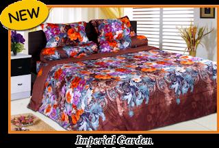 Sprei & BedCover Impression - Imperial Garden