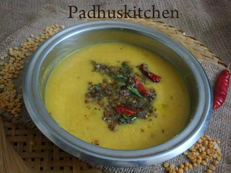 How to Cook Dal-Dal Tadka Recipe-Dal Recipe | Padhuskitchen