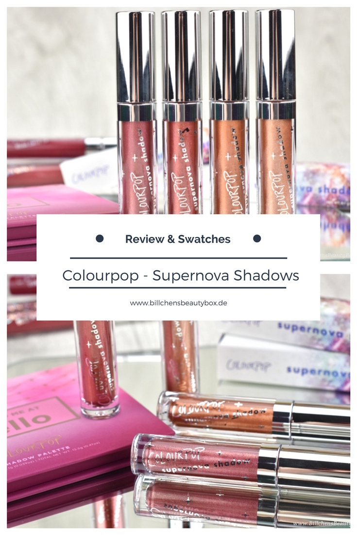 Colourpop Supernova Shadows Swatches - Firecracker - Walk of Fame - Hard to Empress - Dragon