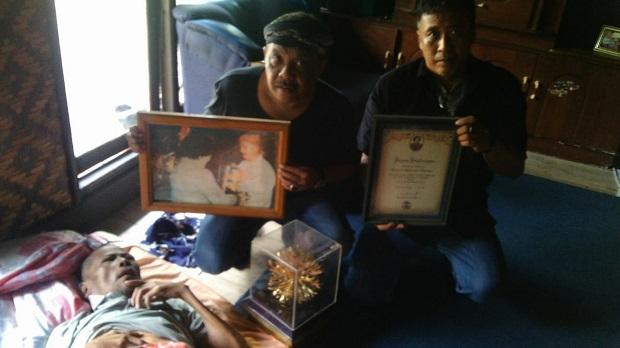 BOMA Jabar Berduka, Olot Karman Kampung Kuta Telah Berpulang