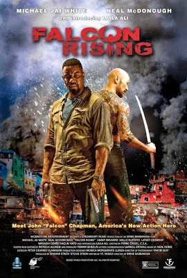 Falcon Rising BDRip AVI + RMVB Legendado