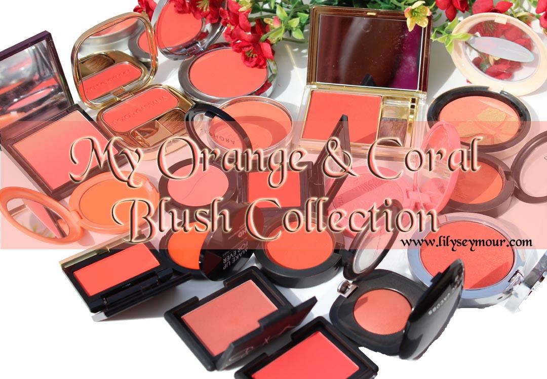 Orange Blushes
