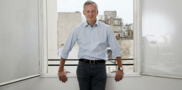 Bruno Le Maire Roland Jaccard
