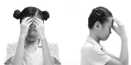 yin tang point for treatment headache