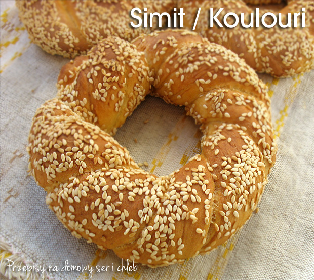 Simit / Koulouri