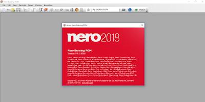 Screenshot Nero 2018 Micro Lite 19.1.1010 Full Version