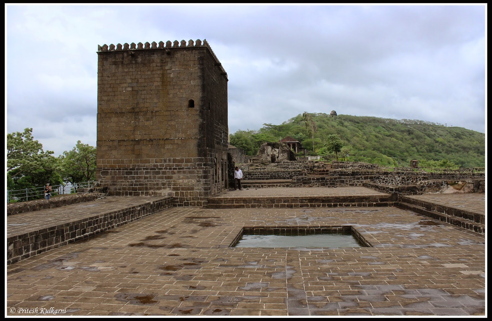 Birth place of Shivaji Maharaj, Shivneri