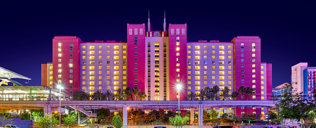 Hilton Grand Vacations Suites at the Flamingo is ideal for a visit to the Las Vegas Strip and appreciates the ability to retreat to the quiet comfort of luxury living.