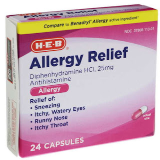 Antihistamines provide quick relief for itchy anxiety rash images