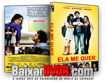 Ela Me Quer (2017) DVD-R AUTORADO