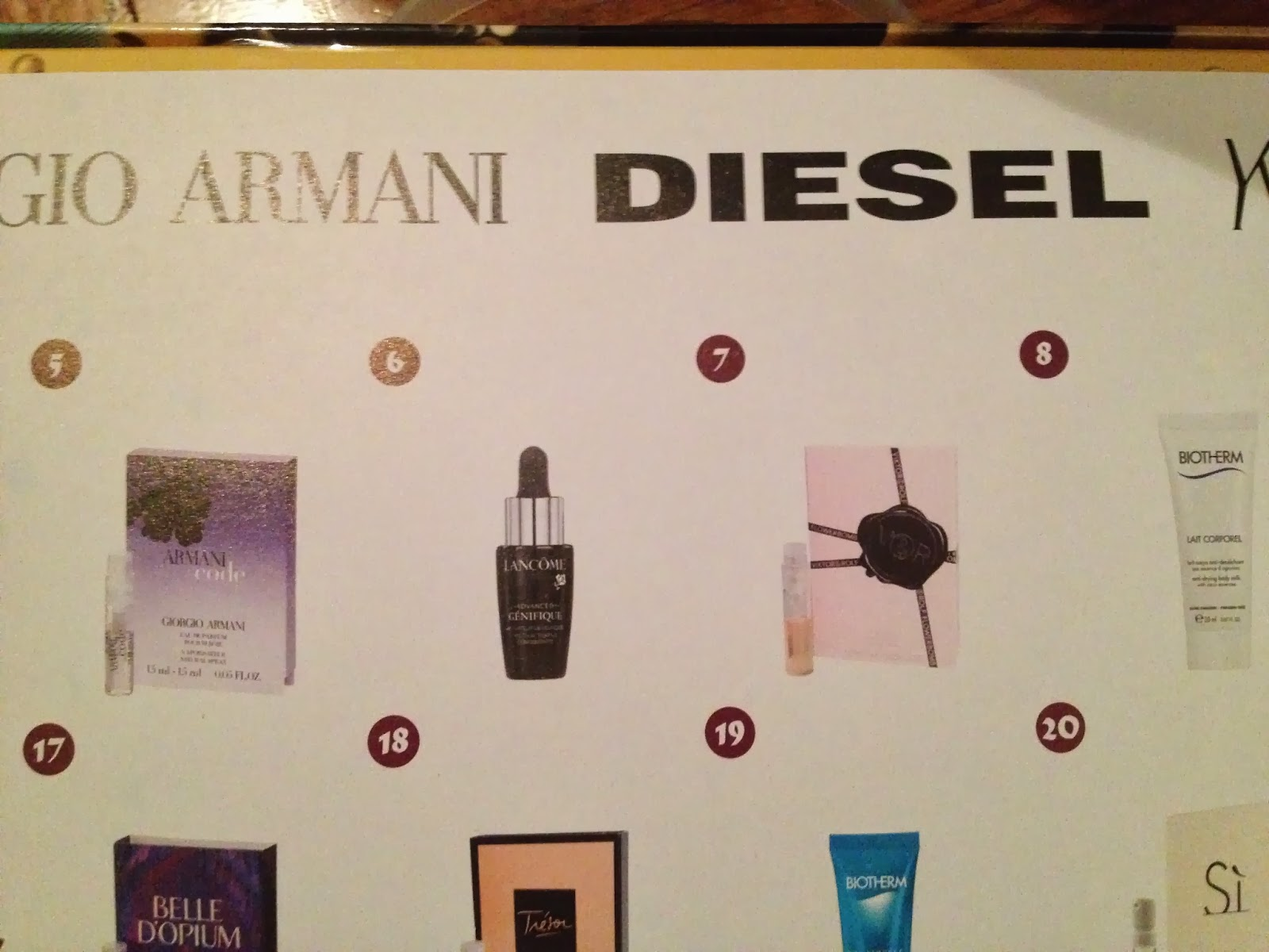 douglas adventskalender parfum