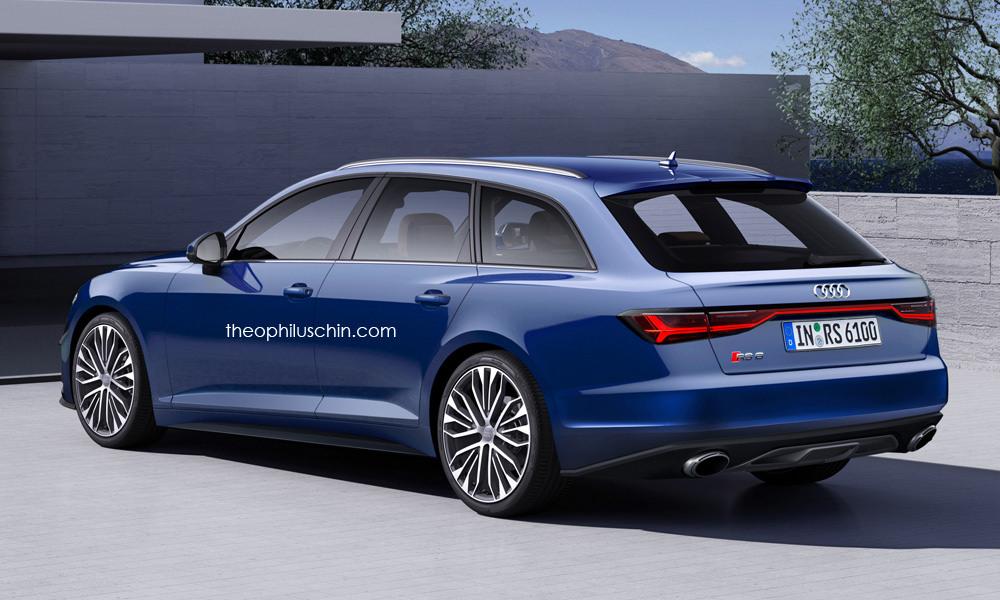 hình ảnh xe Audi A6 2018