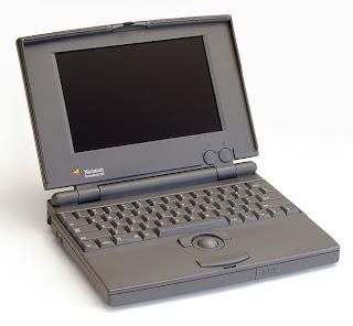 El PowerBook 100