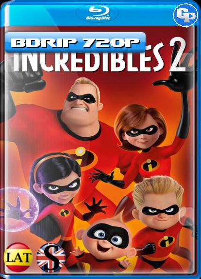 Los Increíbles 2 (2018) BDRIP 720P LATINO/INGLES