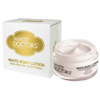 White Doctors Body Lotion - Kem dưỡng trắng da toàn thân