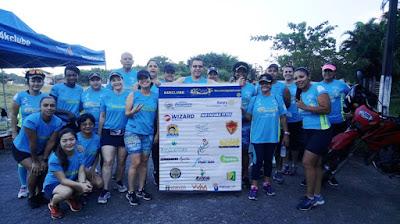 4K Clube realiza treino especial para os 10 km da Tribuna FM Unilus