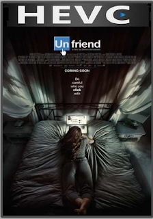 Friend Request 2016 Hindi Dual Audio 130MB BluRay HEVC Mobile