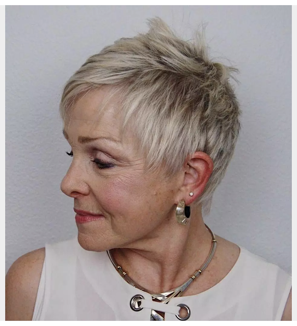 hairstyles for older women over 40 50 60