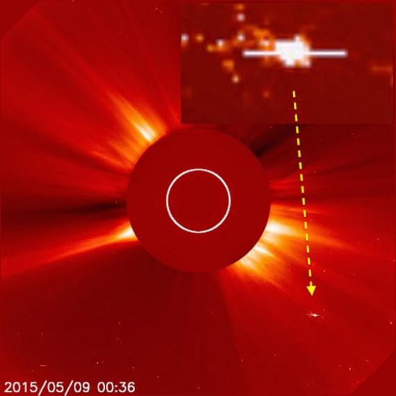 Jumlah UFO Yang Mengorbit Matahari Terus Bertambah