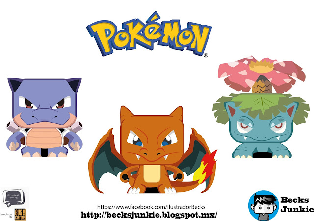 Becks Junkie Pokemon