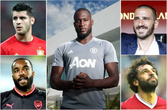 We've recapped some of the biggest deals to have gone through across Europe this transfer market.