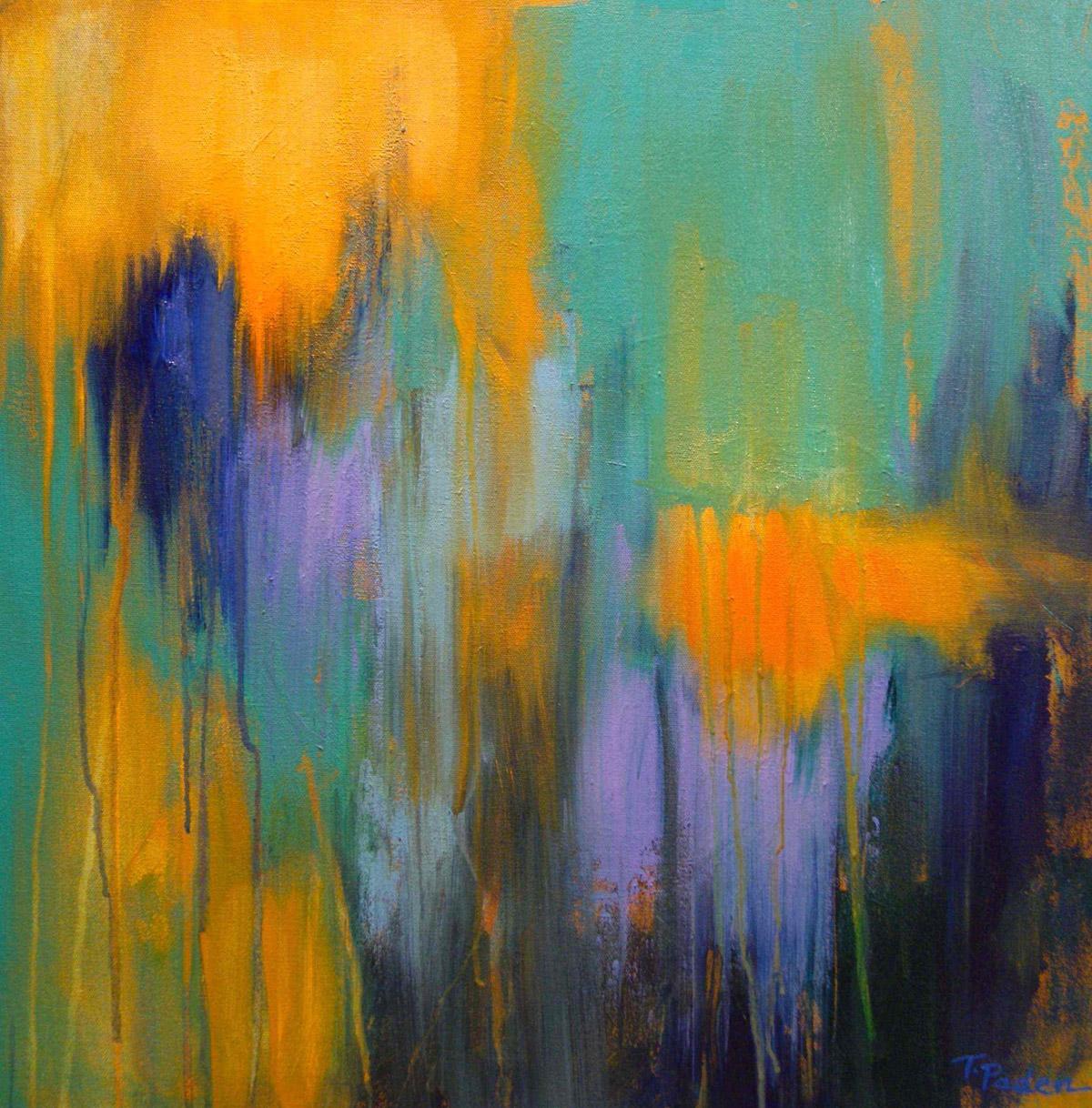 Artists: Arte!: Theresa Paden, Abstract Art (3
