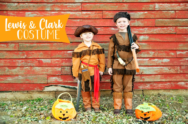 Lewis and Clark Costumes