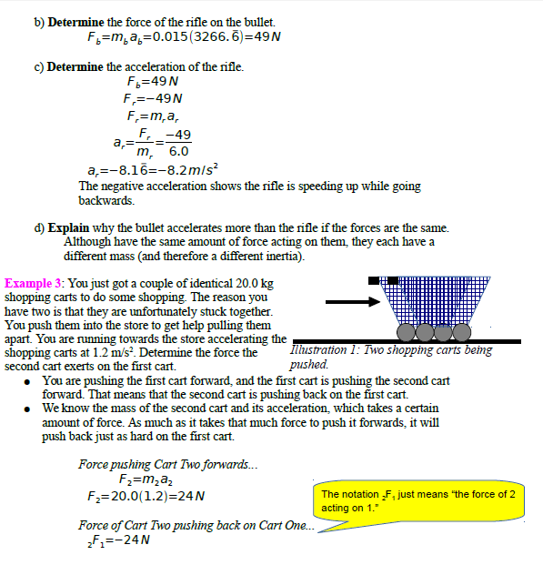 Newton third law action has a reaction,Gravity on inclined plane,Horizontal and vertical circular problems
