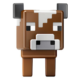 Minecraft Series 1 Cow Mini Figure
