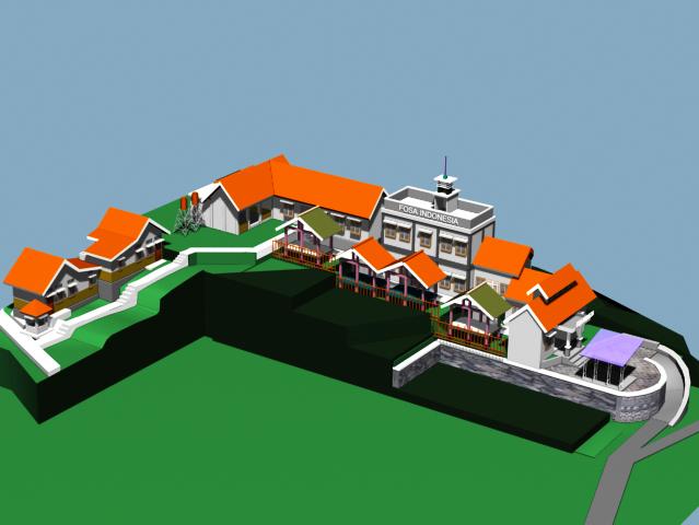 gambar rencana bangunan