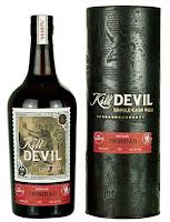 Kill Devil – Trinidad – Caroni Distillery – 18 ans (décembre 1998 – juin 2017) – 63,2 %
