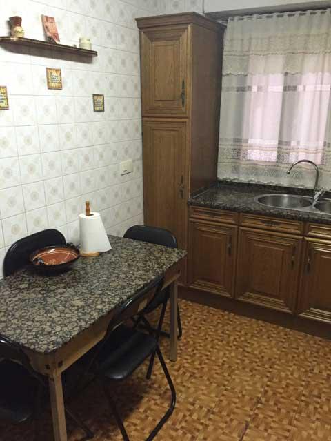 piso en venta en calle artana castellon cocina1
