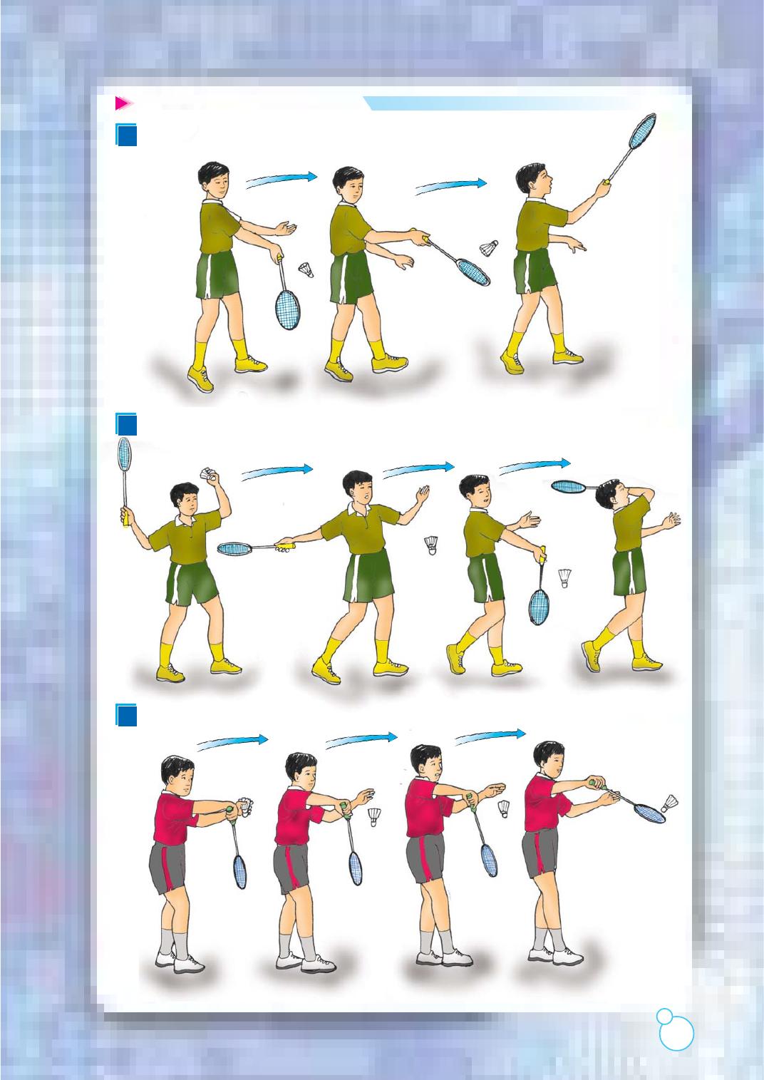 Teknik Dasar Servis Bulu Tangkis : teknik, dasar, servis, tangkis, Bulutangkis:, Tangkis