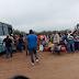 Santa Victoria: Colectivos transportan a centenares de evacuados