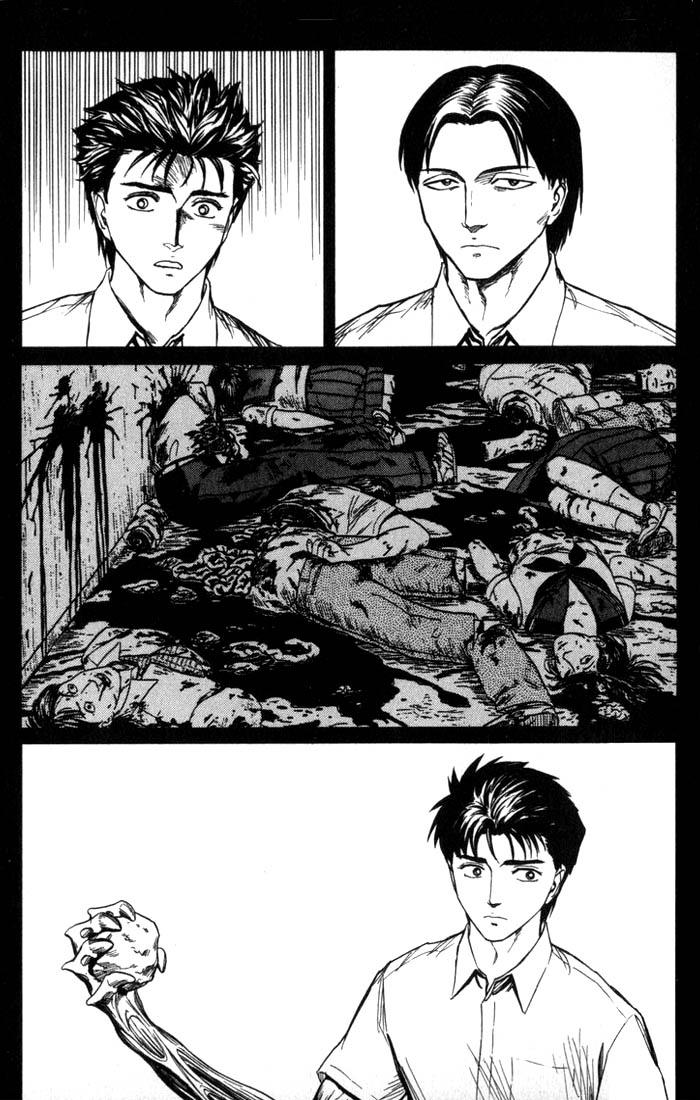 Kiseijuu chương 51: hướng đi trang 20