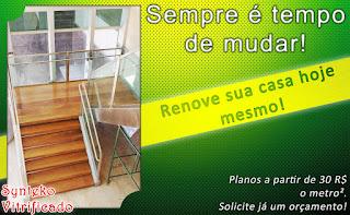 Restauração de piso de madeira em Brasília