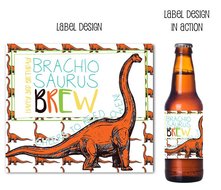 http://www.partyboxdesign.com/item_1958/Dinosaur-Dig-Beer-Label.htm