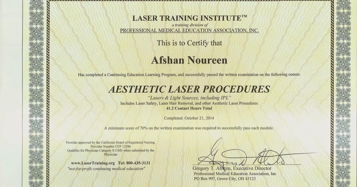 LASER Hair Removal, Mrs  Afshan Noureen (American Certified LASER
