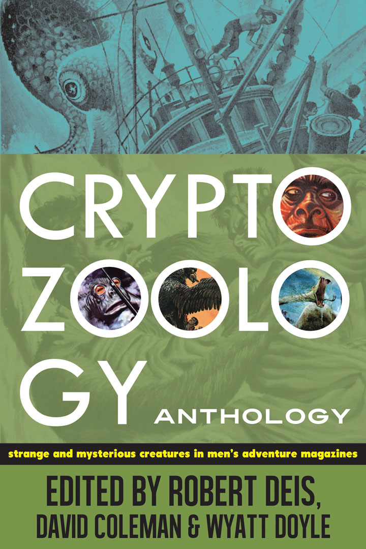 CRYPTOZOOLOGY ANTHOLOGY