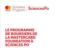 Sciences Po Mastercard Foundation Scholars Program