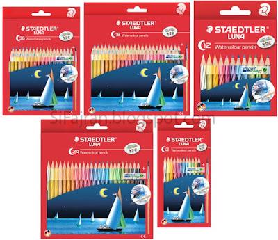 Pensil Warna Yang Bagus Untuk Melukis
