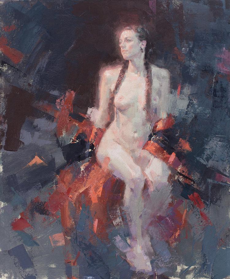 Por amor al arte: Aaron Coberly